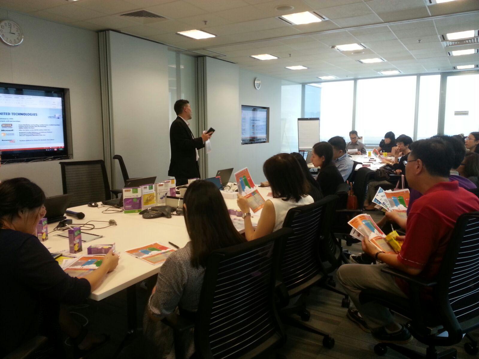 MYOB-seminar